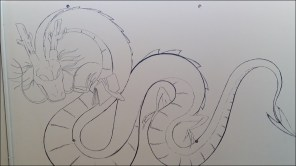 Mural Drac
