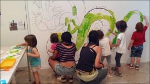 Pintem mural drac