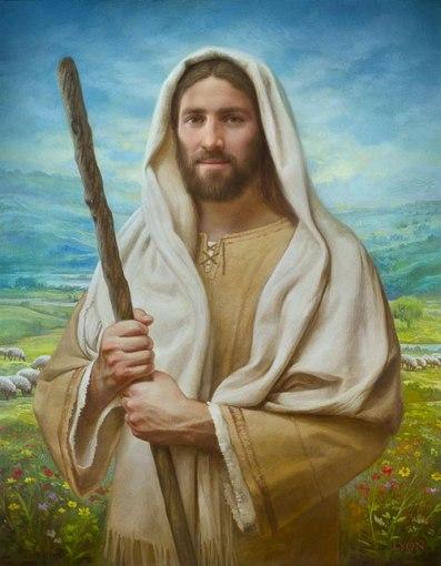 Jesus, den rätte Herden