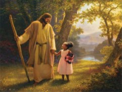 Jesus älskar barnen