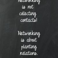 Divine Networking : It's Not Who You Know, It's Who Knows You