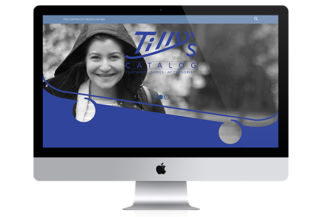 Tilly's Magazine and Online Store