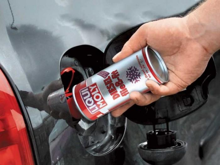 Sådan starter du motoren i frosten, hvis diesel ikke starter ...