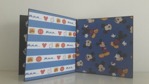 Scrapbooking Mickey Mouse Album_1