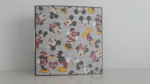 Scrapbooking Mickey Mouse Album_5
