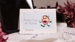Cosmeterie Press Day at Home Titelbild