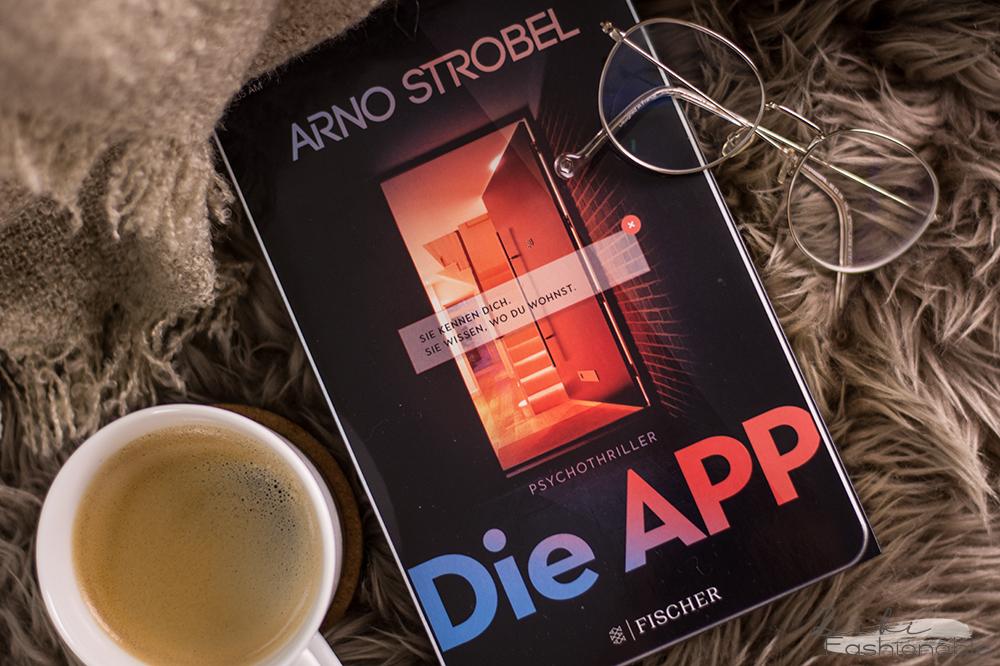 Arno Strobel die App Cover