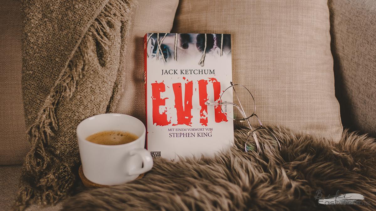 Jack Ketchum Evil Titelbild