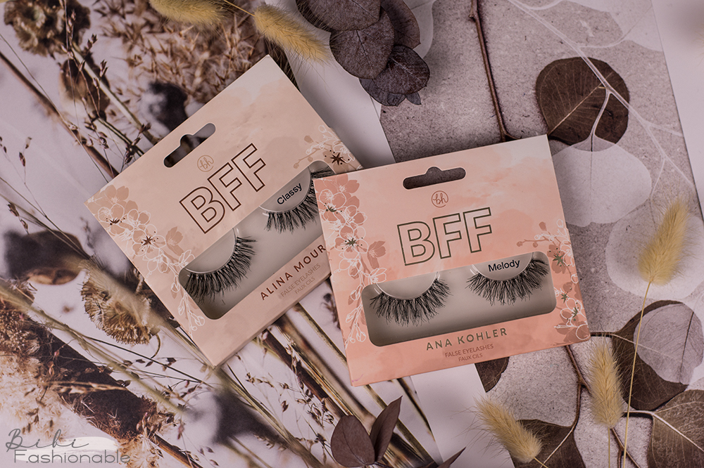 bh cosmetics BFF Better Together Collection Lashes