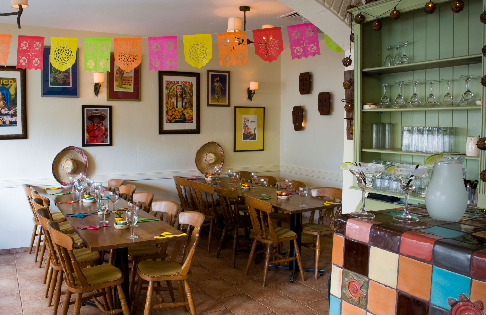 cafe andaluz west end 5pm