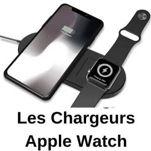 Chargeur Apple Watch