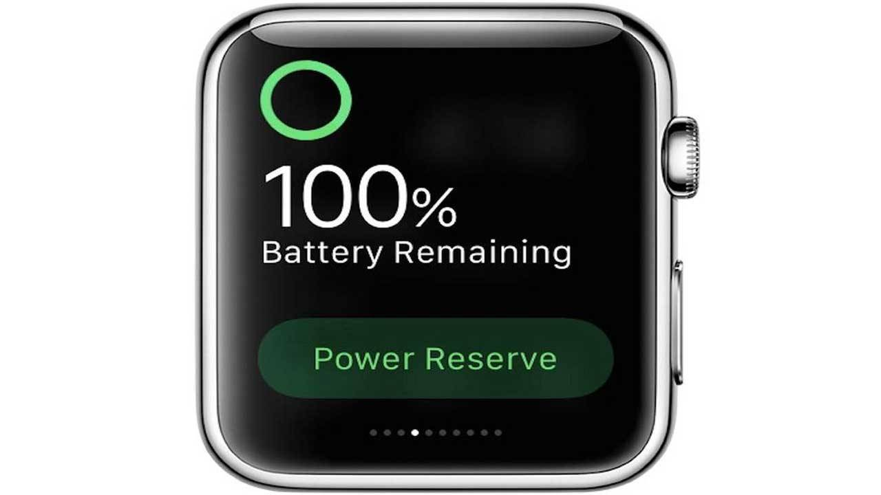 Comment économiser la batterie sur Apple Watch