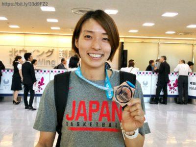 篠崎澪(バスケ)がかわいい!結婚はしてるの?高校や大学などwiki風プロフィール紹介!