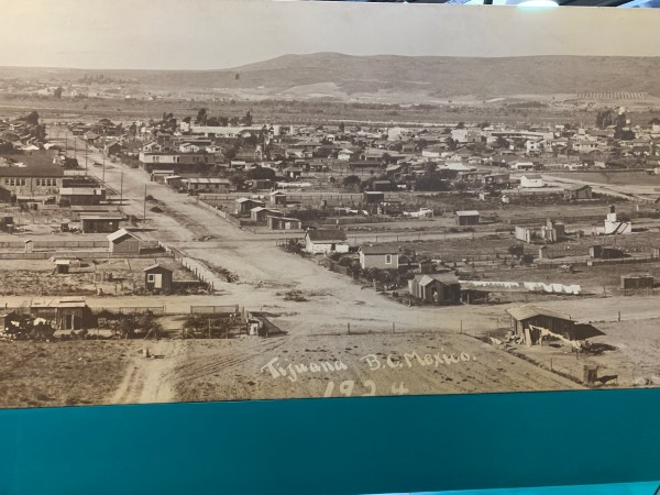 Tijuana en 1924