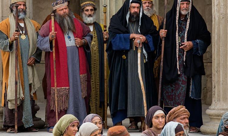 Книжники, фарисеи и саддукеи — кто они? (3 основные