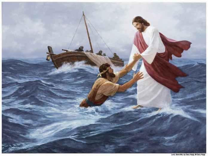 Заботы, страх и страдания: 5 законов христиан