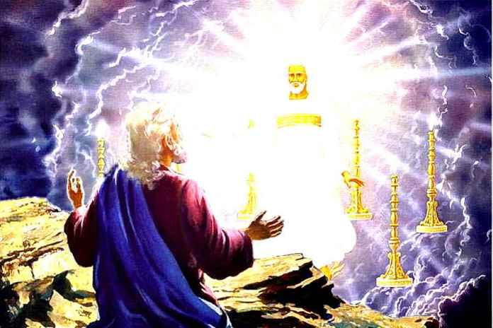 Код Апокалипсиса. Книга Откровение Иоанна. Часть 1