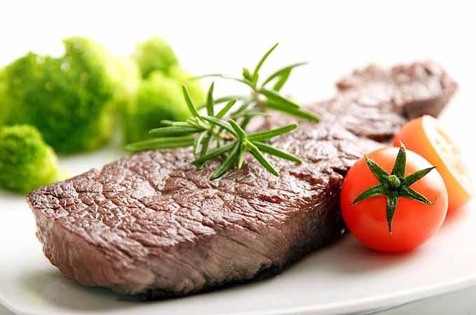 Библия о мясе, что можно есть?