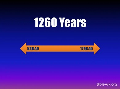 1260 Years, 42 months