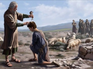David Anointed
