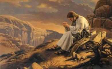 Jesus Wilderness