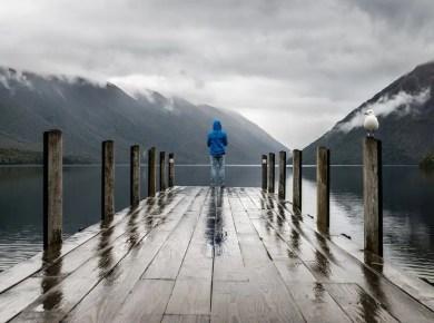 Lake Portrait
