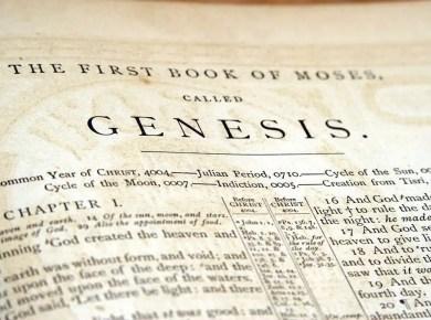 Old Testament - Genesis