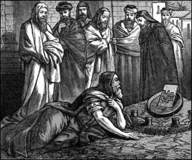 Ezekiel's message