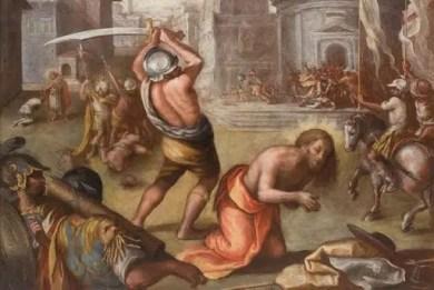 twelve disciples die