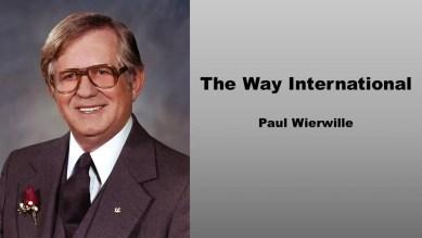 Paul Wierwille The Way International