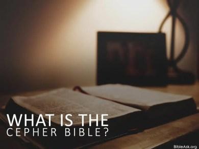 cepher-bible