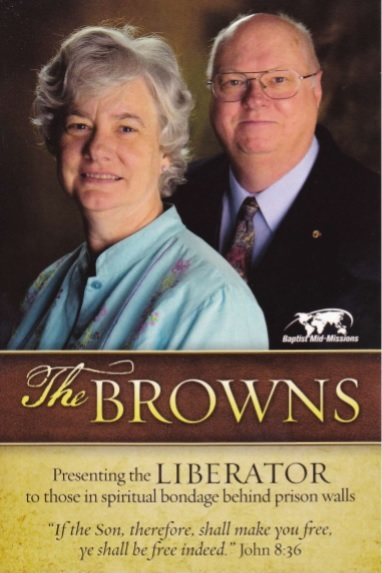 Mike & Jo Brown