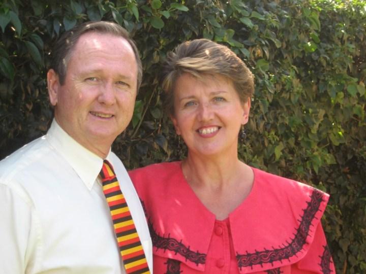 Tim & Jeanette Joyner