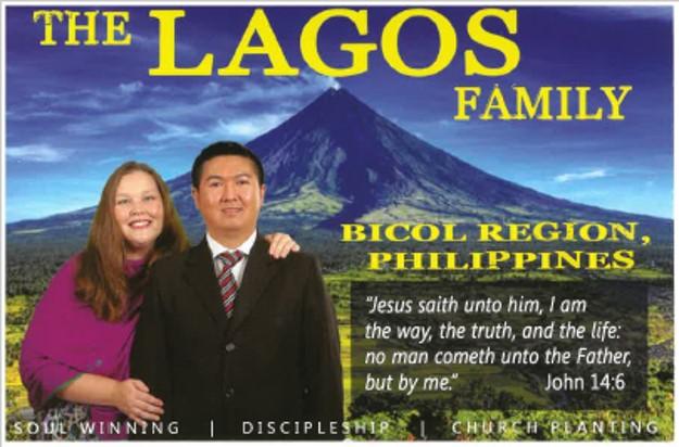 Dennis & Holly Lagos