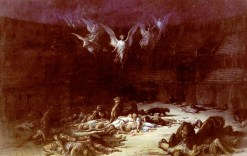 Christian Martyrs by Gustave Dore