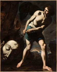 Andrea_Vaccaro_-_David_with_the_Head_of_Goliath