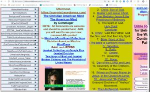 lead in new index of blog of life and letters of Paul