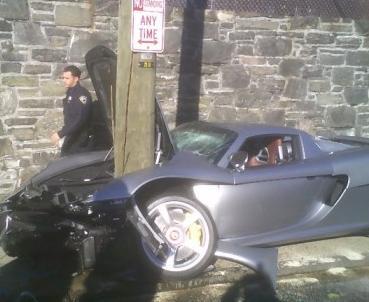 car-hit-pole