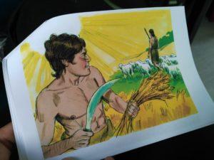 CainAbel-Illustrations
