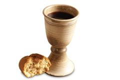 Resurrection Egg Bread and Wine