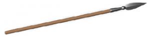 Resurrection Egg Spear