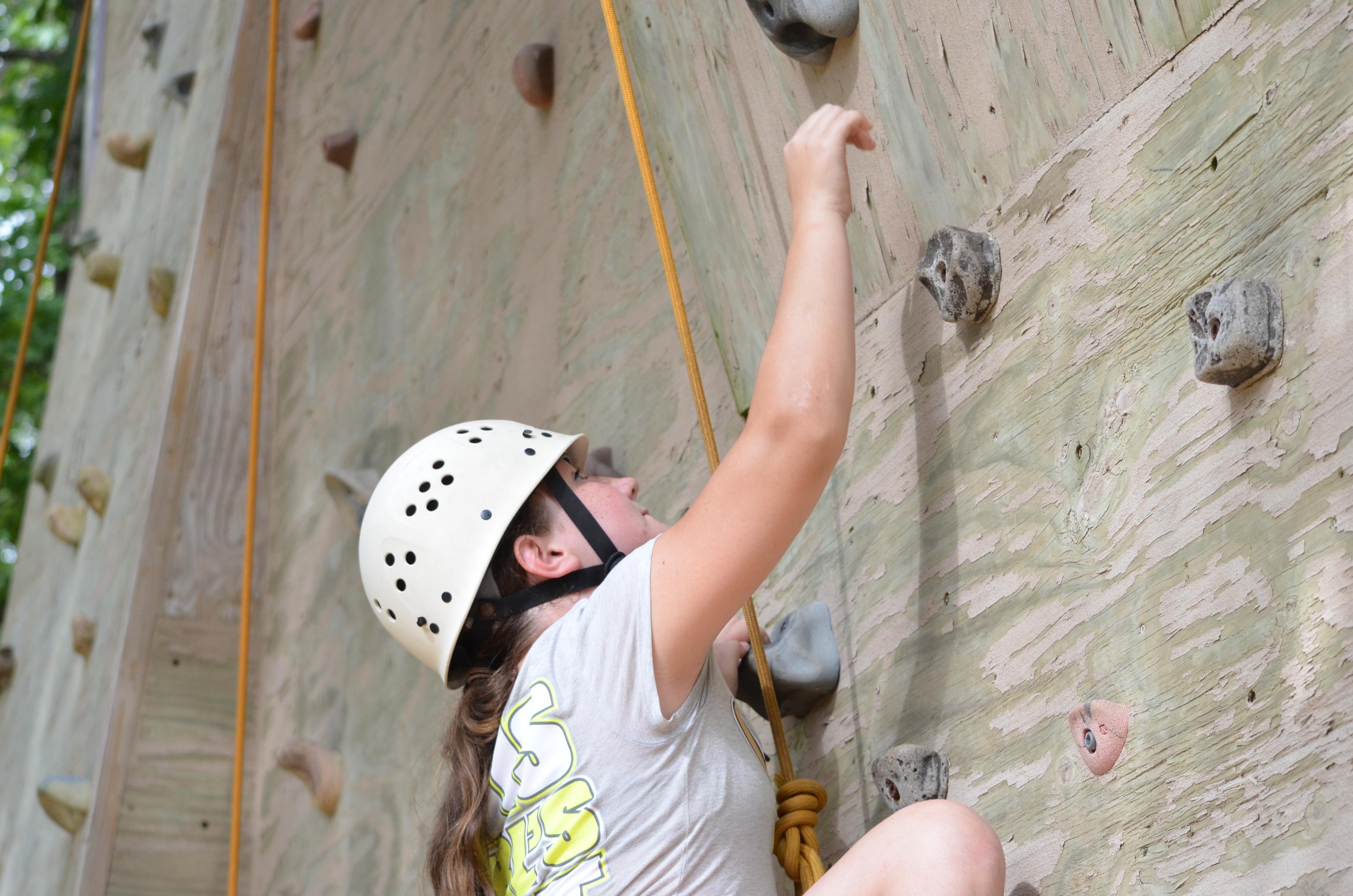 Climbing wall DSC_0106