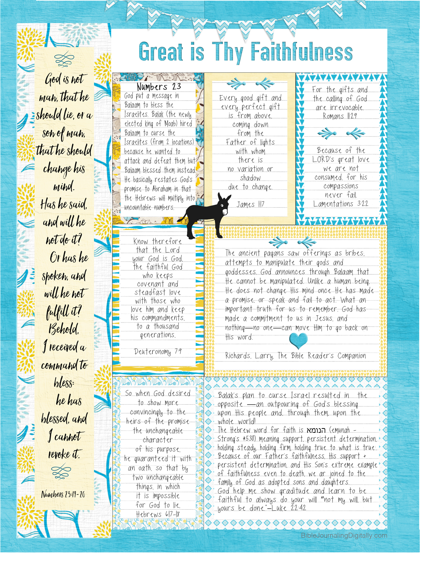 Bible Journaling In A Planner Bible Journal Love