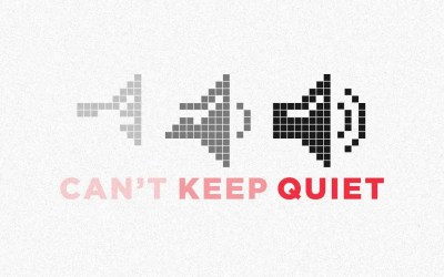 Can't Keep Quiet