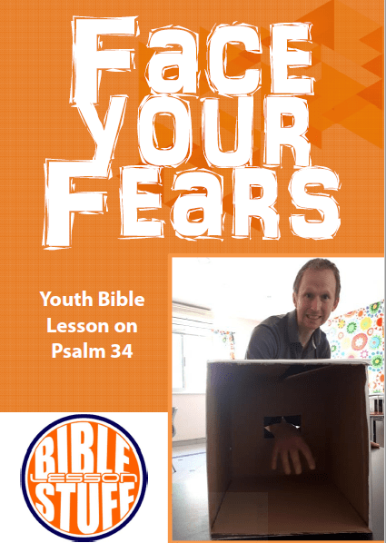 Youth Bible Lesson:
