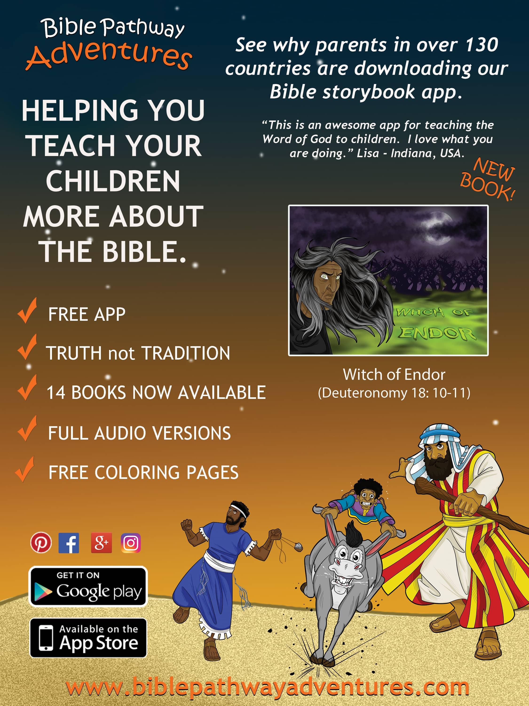 Schoolhouse Magazine Ad Winter 17 Bible Pathway Adventures