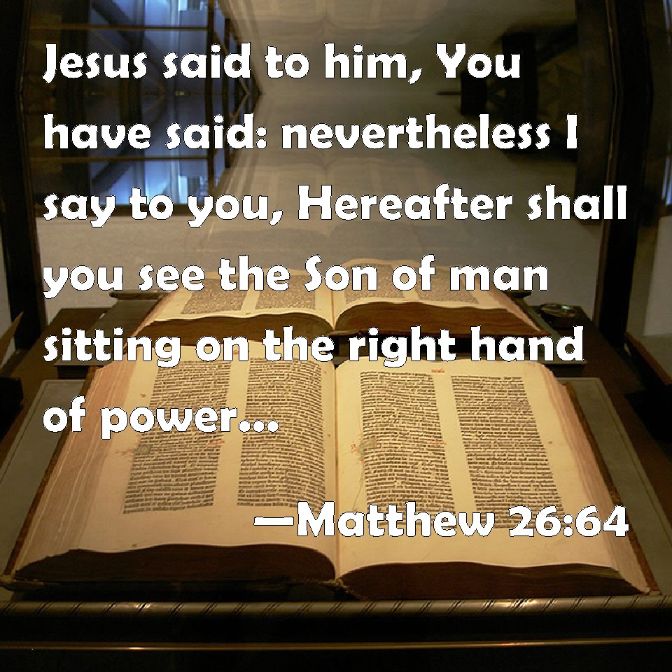 Jesus is at the right hand of God now! #206   My Personal Journey by