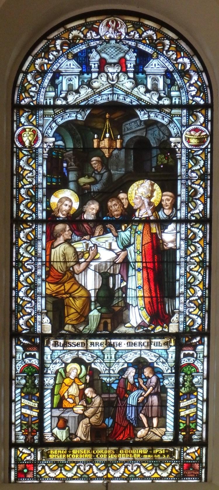 Saint Meinrad Archabbey, Matthew 5:7