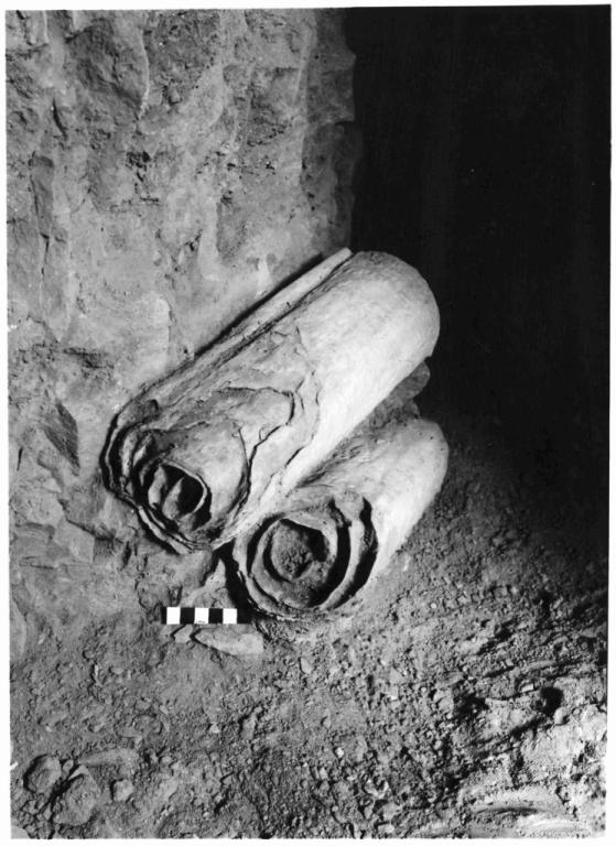 Copper Scroll, when discovered (© École Biblique et Archéologique Française de Jérusalem)