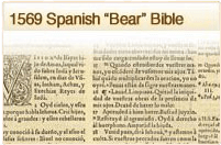 1569 Spanish Bear Bible